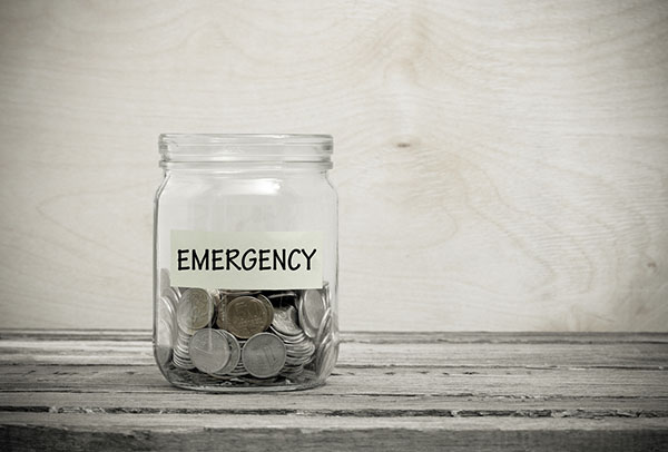 Building a Contingency Fund